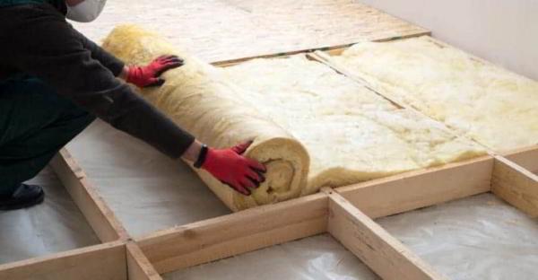 Утепление пола в деревянном доме самостоятельно