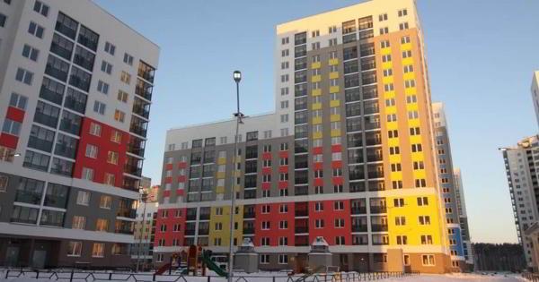 Отделка жилья в многоквартирных домах
