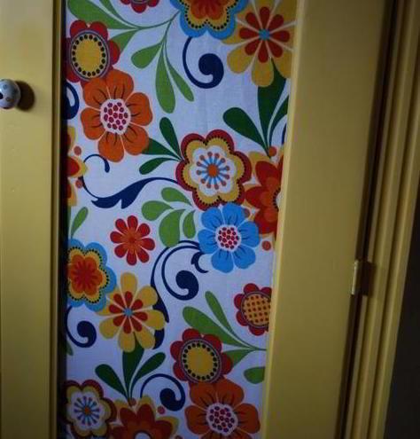 Декор дверей своими руками — 10 лучших вариантов!