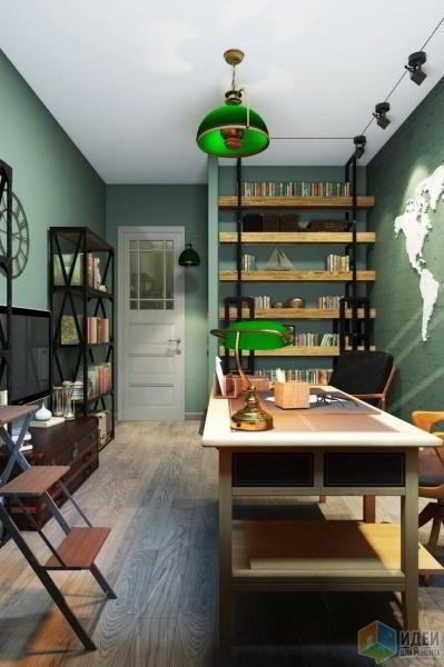 Дизайн проект: «Индустрия комфорта»
