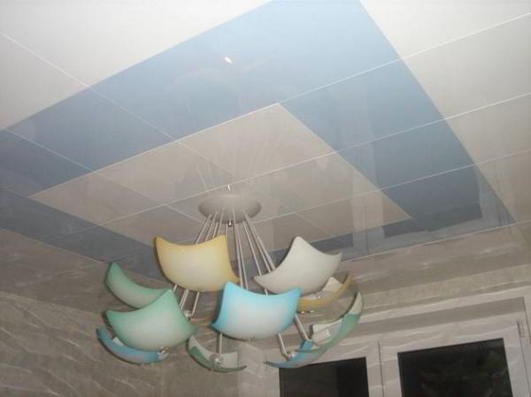 Разновидности современных потолков