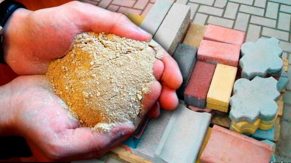 Какие виды цемента используются при изготовлении плитки?