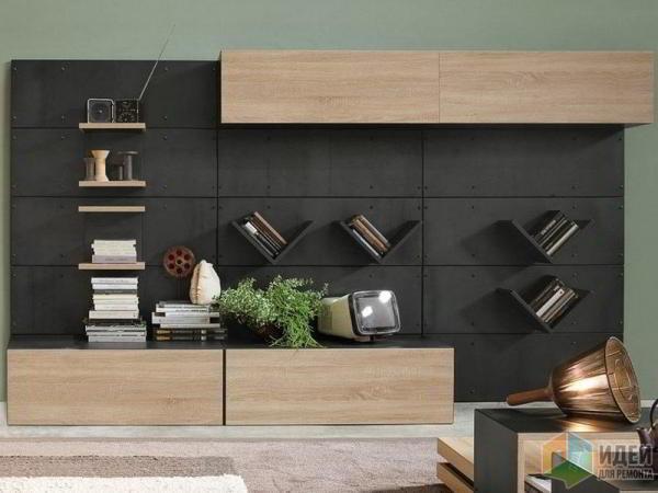 Квартира в темных цветах – что учесть?