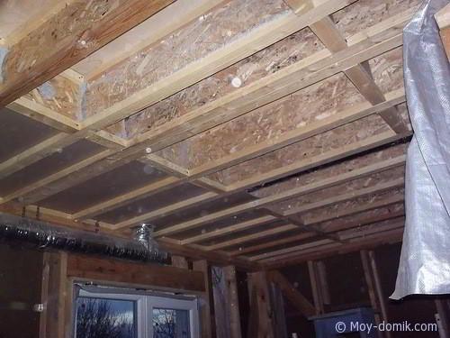 Как утеплить деревянный дом, Строительство и ремонт дома своими руками
