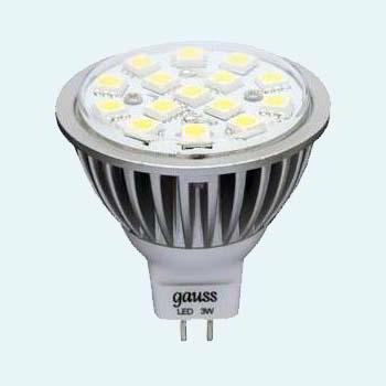 Светодиодные лампы Gauss