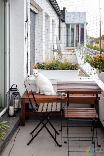 Urban Terrace. Маленький оазис в большом городе