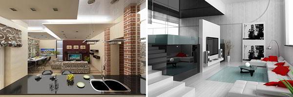 Современный дизайн дома: главные секреты обустройства жилища