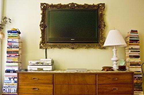 Как повесить телевизор на стене — с кронштейном и без