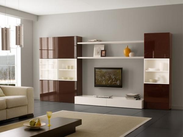 Мебель для гостиной — оптимальные решения
