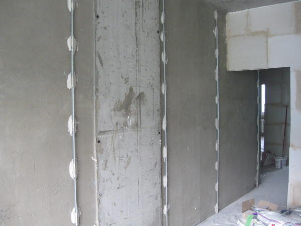 Штукатурка стен: поэтапная технология и секреты мастерства