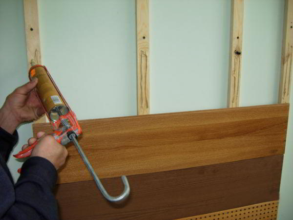 Как сделать отделку стен панелями мдф своими руками
