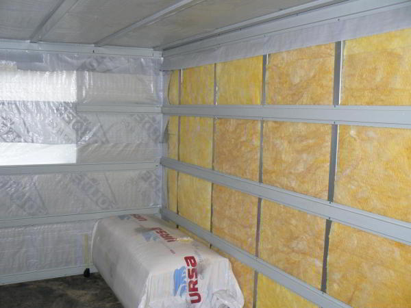 Как сделать утеплитель для стен внутри дома своими руками