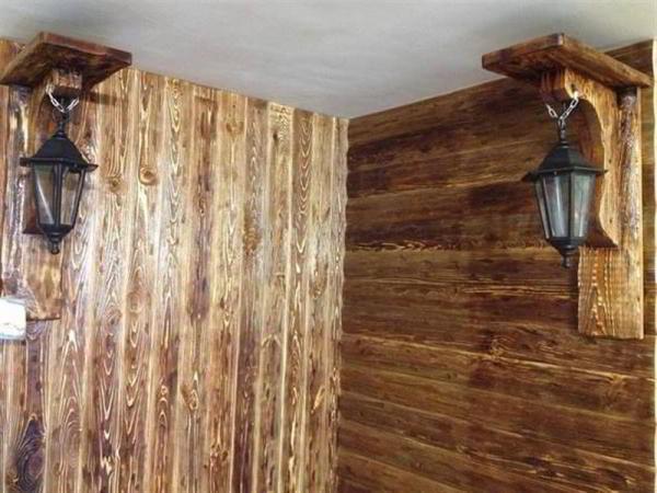 Как сделать отделку стен деревом своими руками