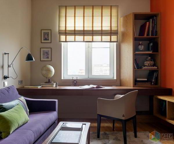 Комната студента или гостевая комната
