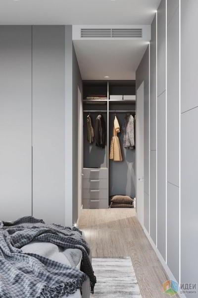 """Квартира 71 кв.м в современном стиле в ЖК «Сердце столицы""""."""