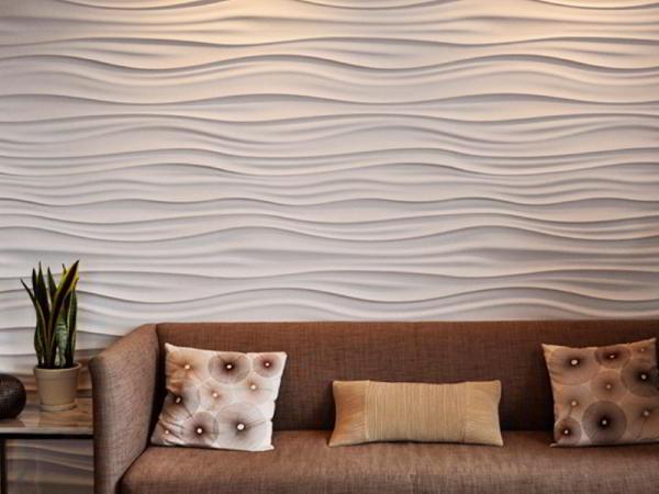 Внутренняя отделка стен — виды облицовки