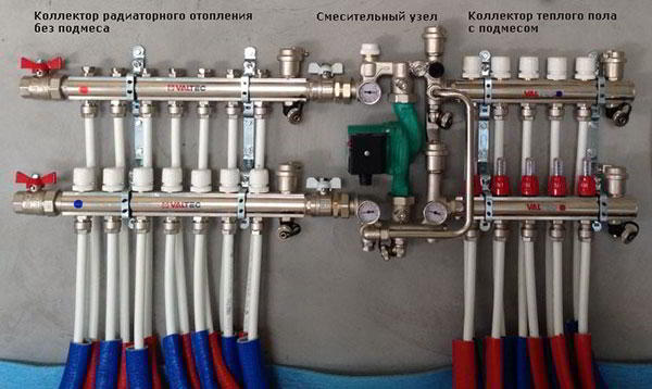Как правильно установить клапан для теплых полов своими руками