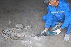 Как правильно сделать обеспыливание бетонного пола жидким стеклом своими руками