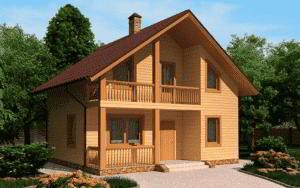 Строительство деревянного дома. Вчера и сегодня