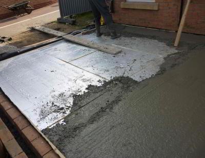 Как правильно уложить теплый бетонный пол своими руками