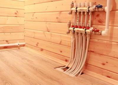 Как правильно уложить теплый деревянный пол своими руками