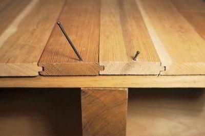 Как правильно уложить стяжку деревянного пола своими руками