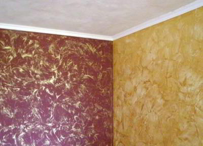 Как сделать декоративную отделку стен своими руками