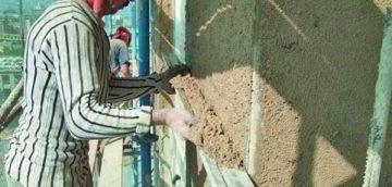 Как сделать штукатурку стен по маякам своими руками