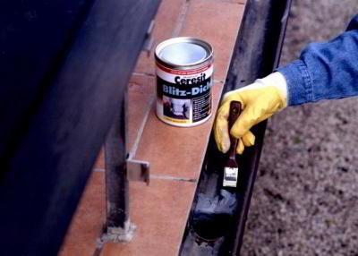 Подготовка к покраске металлических конструкций
