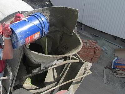 Добавки в бетон – высокое качество по разумным ценам