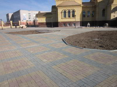 Тротуарная плитка в Екатеринбурге – широкий ассортимент, высокое качество, оптимальные цены!