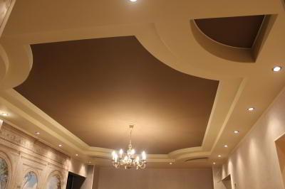 Как сделать натяжные потолки в зал своими руками