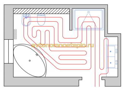Как правильно уложить гидроизоляцию пола в ванной своими руками