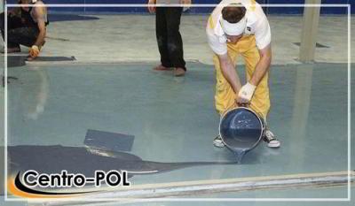 Как правильно уложить наливной пол полиуретановый двухкомпонентный своими руками