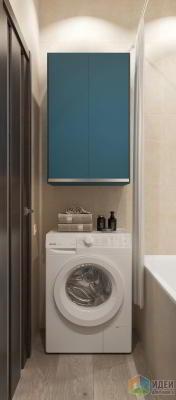 Дизайн-проект 3-комнатной квартиры в Томске