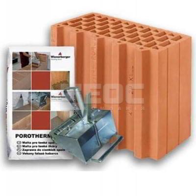 Керамические блоки в Украине от компании ЭОС – 9 лет безупречной работы на рынке строительных материалов