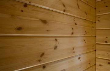 Как сделать деревянная отделку стен своими руками