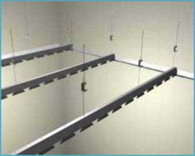 Как сделать реечный потолок в ванной своими руками