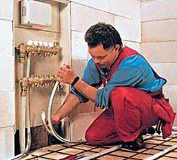 Как правильно уложить стяжку для теплого пола своими руками