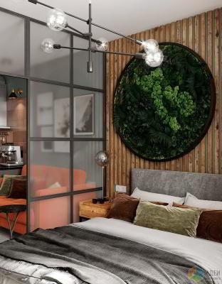 Уютный loft