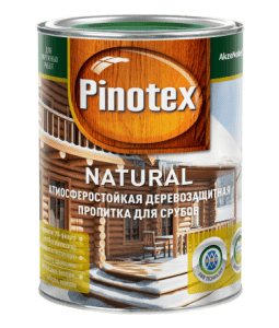 Преимущества лаков для дерева бренда Pinotex