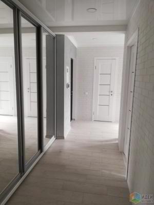 Новая квартира. Бело-белое))) Коридор