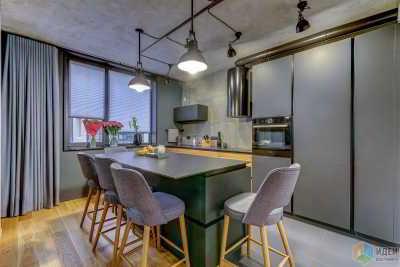 Ремонт двухкомнатной квартиры в ЖК «Дом на Выборгской»