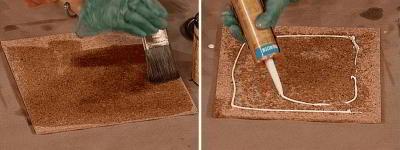 Какие панели из пробки лучше всего использовать для отделки стен