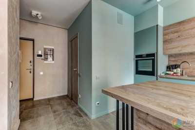 Ремонт стильной квартиры для молодой семьи