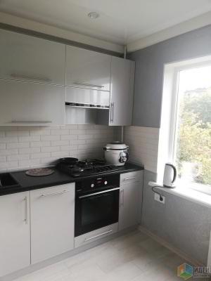 Бело-белое. Кухня