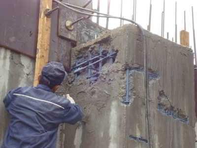 Как защитить бетон от повреждений