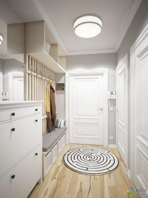 Квартира в скандинавском стиле