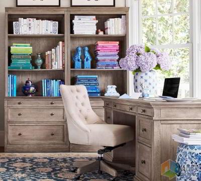 Домашняя библиотека: интересные идеи оформления