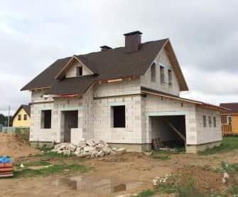 Дома с мансардой: Проекты